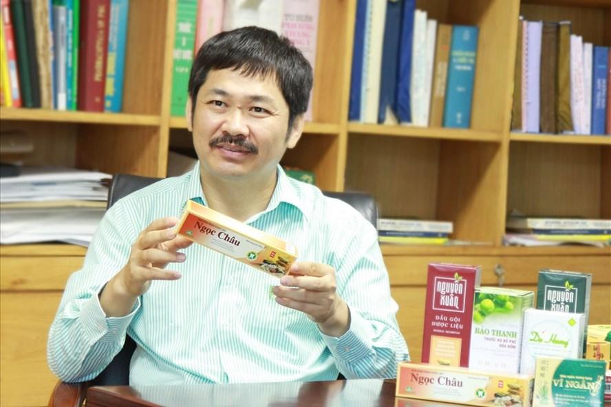 Ông Trần Ngọc Ánh - Tổng Giám đốc Công ty TNHH Dược phẩm Hoa Linh