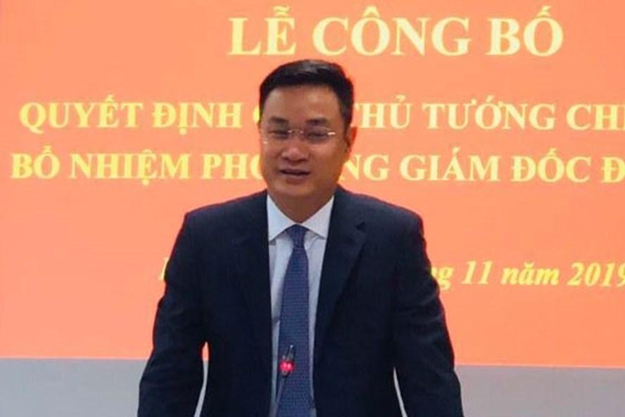 Ông Lê Ngọc Quang được bổ nhiệm làm Phó Tổng Giám đốc Đài Truyền hình Việt Nam.