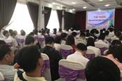 Tổ chức tập huấn công tác an toàn vệ sinh lao động