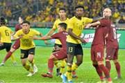 Highlights: Thái Lan bất ngờ thất bại trước Malaysia ở vòng loại World Cup