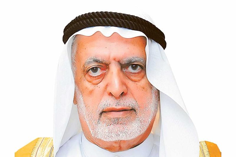 Abdullah bin Ahmad Al Ghurair giàu thứ 413 thế giới theo xếp hạng của Forbes năm 2019. Ảnh: Gulf News
