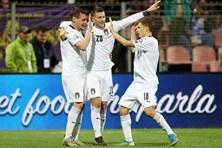 Thắng dễ Bosnia 3-0, Italia nối dài kỷ lục chuỗi trận bất bại