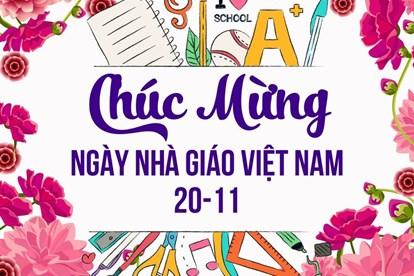 Những lời chúc hay và ý nghĩa nhất Ngày Nhà giáo Việt Nam 20.11 | Tin tức mới nhất 24h - Đọc Báo Lao Động online - Laodong.vn