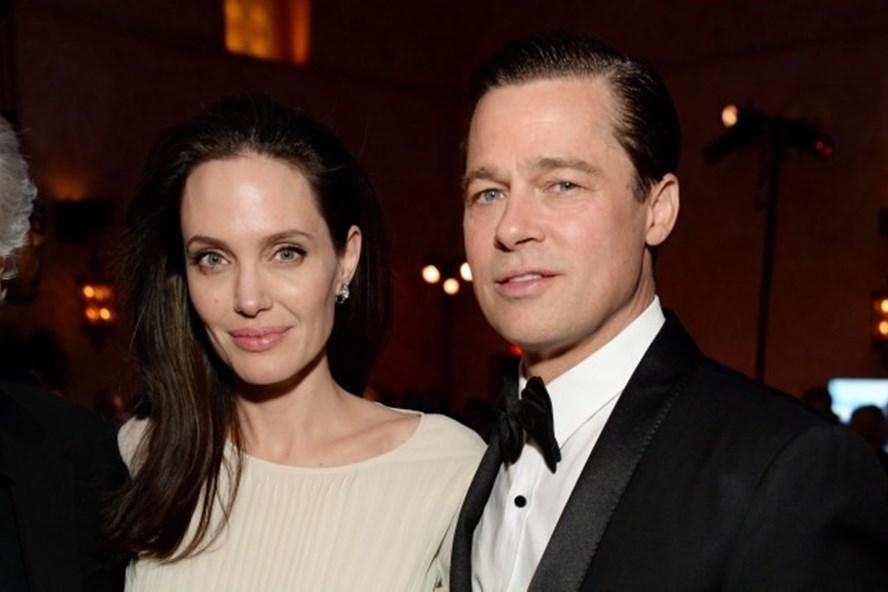 Brad và Angelina chia tay năm 2016 Ảnh: Getty Images for AFI.