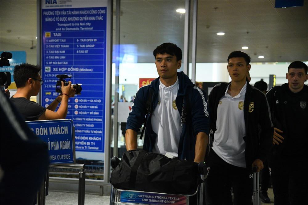 Đội tuyển Thái Lan sẽ tập luyện tại Viettel thay vì tập luyện tại Liên đoàn bóng đá Việt Nam như VFF bố trí. Ảnh: NGỌC DIỆP