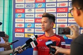 Hồng Duy chỉ ra nguyên nhân Công Phượng thi đấu chưa tốt ở trận gặp UAE