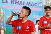 Kịch tính trận bán kết giải bóng đá học sinh tranh Cup Number 1 Active