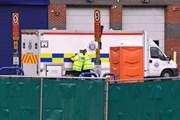 Sứ quán tại Anh: Vẫn đang cập nhật danh tính người Việt trong 39 thi thể