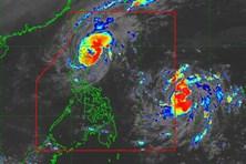 Tin bão mới nhất: Bão Kalamegi giật cấp 13 đổ bộ Philippines, gần Biển Đông