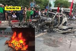 Tin Hà Nội 24h: Tin mới vụ xe Mercedes gây tai nạn chết người