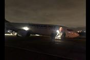 Boeing 737 lại gặp sự cố hú vía ở Ukraina