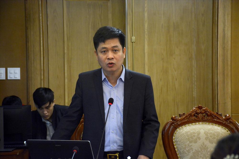 Ông Nguyễn Xuân Thành - Phó vụ trưởng Vụ Giáo dục Trung học (Bộ GDĐT). Ảnh: MOET