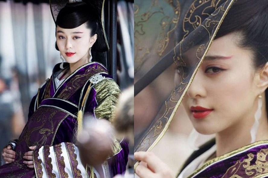 Nữ diễn viên Phạm Băng Băng. Ảnh: T.L