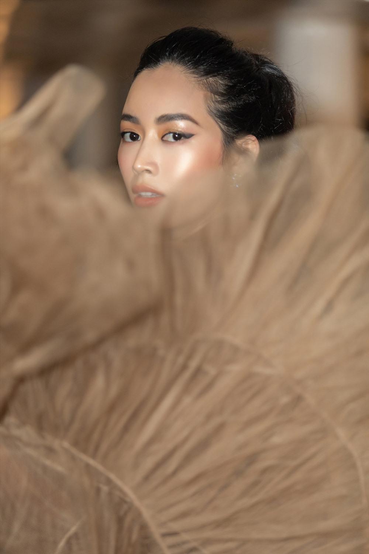 Nữ diễn viên Mai Thanh Hà gây ấn tượng với phong cách cá tính. Ảnh: Sâu Béo.