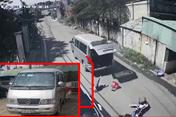 Vụ xe cua gấp, 3 học sinh văng xuống đường: Phòng GD&ĐT báo cáo vụ việc