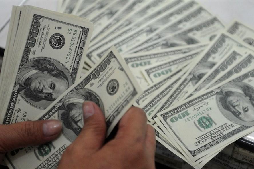 Tỷ giá ngoại tệ 4.11: USD giảm sâu. Ảnh TL