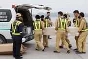 Hoàn tất đưa thi hài, tro cốt 39 người Việt chết trong container về nước