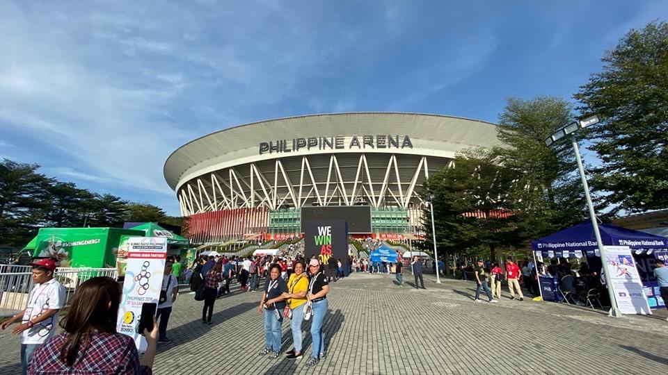 Lễ khai mạc sẽ diễn ra vào 18h00 tối ngày 30.11 tại nhà thi đấu trong nhà Philippines Arena ở thủ đô Manila với sức chứa 55.000 chỗ.