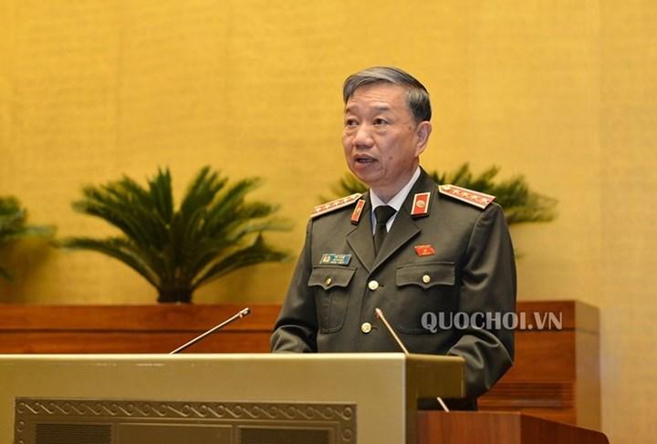 Bộ trưởng Tô Lâm: Điều tra phá án đặc biệt nghiêm trọng đạt 96,02%
