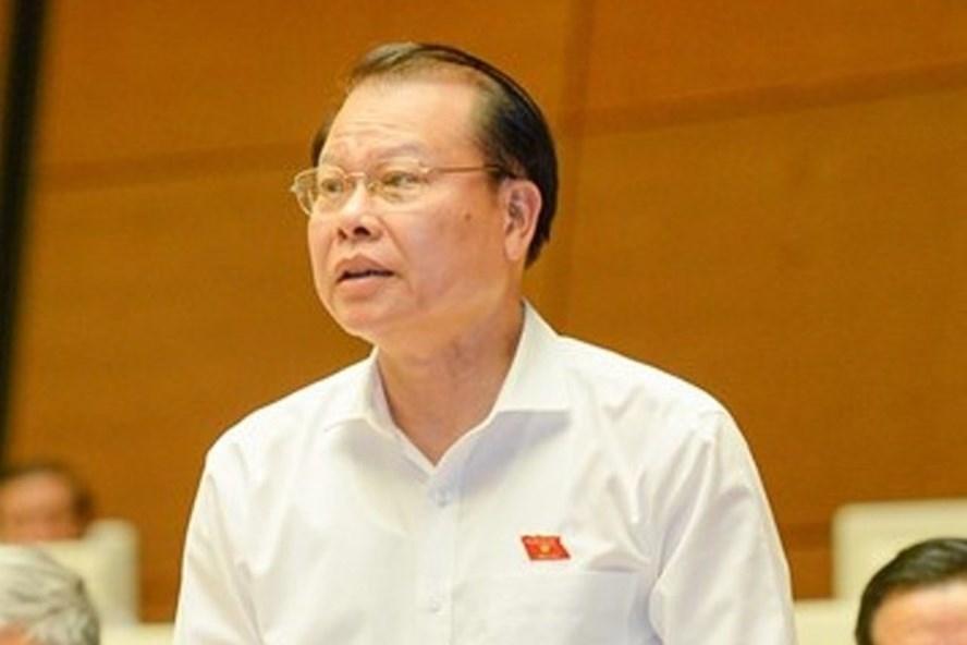 Nguyên Phó Thủ tướng Vũ Văn Ninh bị kỷ luật cảnh cáo. Ảnh: QH.