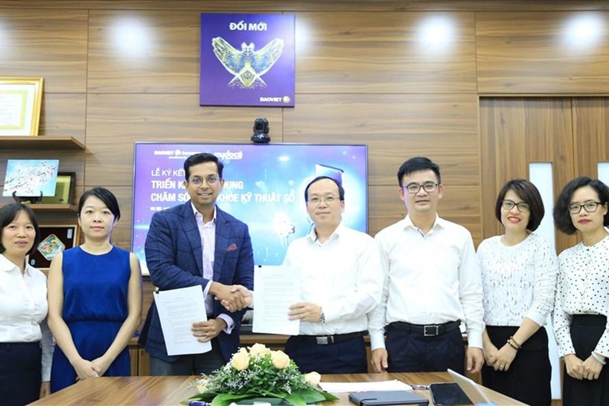 Tổng Công ty Bảo hiểm Bảo Việt chính thức ký kết hợp tác cùng MyDoc – một trong những doanh nghiệp hàng đầu Singapore về chăm sóc sức khỏe xây dựng trên nền tảng kỹ thuật số.