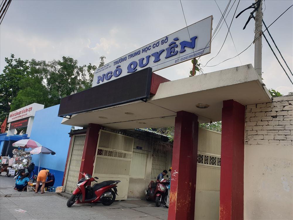 Trường THCS Ngô Quyền