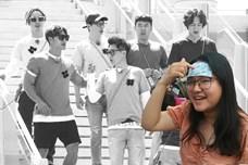 Sao Running Man sang Việt Nam: Người hâm mộ dán miếng hạ sốt ngồi chờ