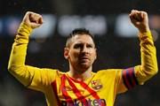 Messi hạ Atletico, Barcelona đòi lại ngôi đầu bảng từ tay Real Madrid