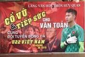 Gia đình thủ môn Văn Toản tiếp lửa U22 Việt Nam trước thềm chung kết