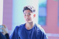 Huỳnh Tấn Sinh và vẻ nam tính xứng danh đẹp trai nhất U22 Việt Nam