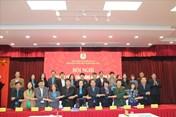Khối thi đua Công đoàn ngành Trung ương ký giao ước thi đua 2020