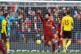 Điểm nhấn VAR trong ngày Salah giúp Liverpool hạ gục Watford