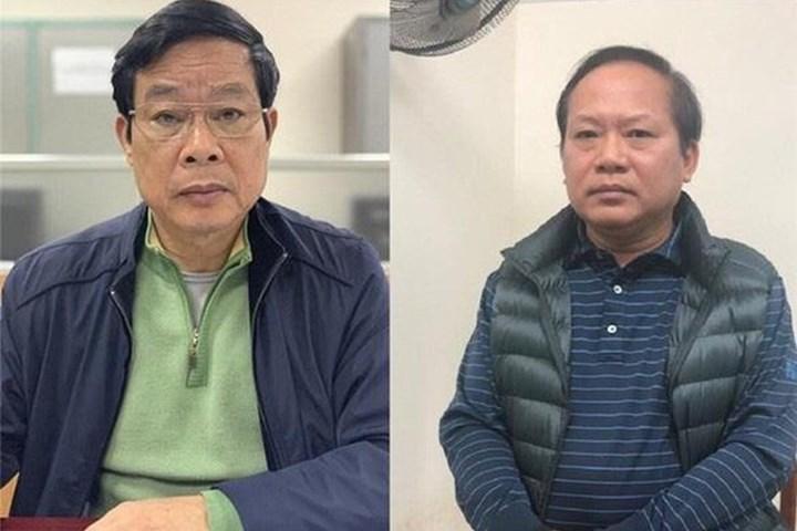 Ngày mai, xét xử hai cựu Bộ trưởng Nguyễn Bắc Son và Trương Minh Tuấn