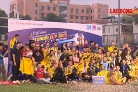 HPL S7: Ngôi vương gọi tên FC Gia Việt sau màn tranh tài kịch tính