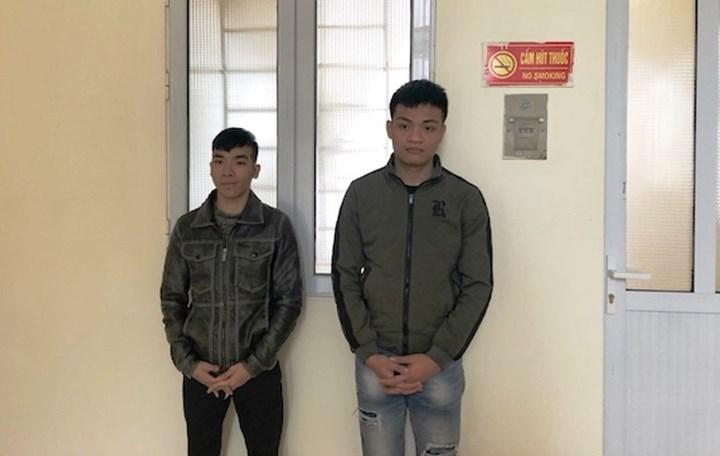Hà Tĩnh: Hai thanh niên tuổi 20 hack tài khoản Facebook, lừa đảo 1 tỉ đồng