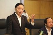 Ô nhiễm không khí: Bộ trưởng Trần Hồng Hà nêu những giải pháp cần làm ngay