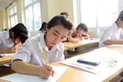 Học sinh lớp 9 hàng loạt trường THCS ở Hà Nội thi lại học kỳ vì điểm thấp