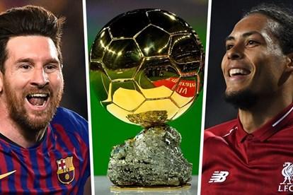 23h30 trao Quả bóng Vàng: Messi, Van Dijk đua song mã, bỏ ...