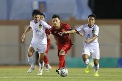 Link xem trực tiếp U22 Việt Nam vs U22 Singapore tại SEA Games 30