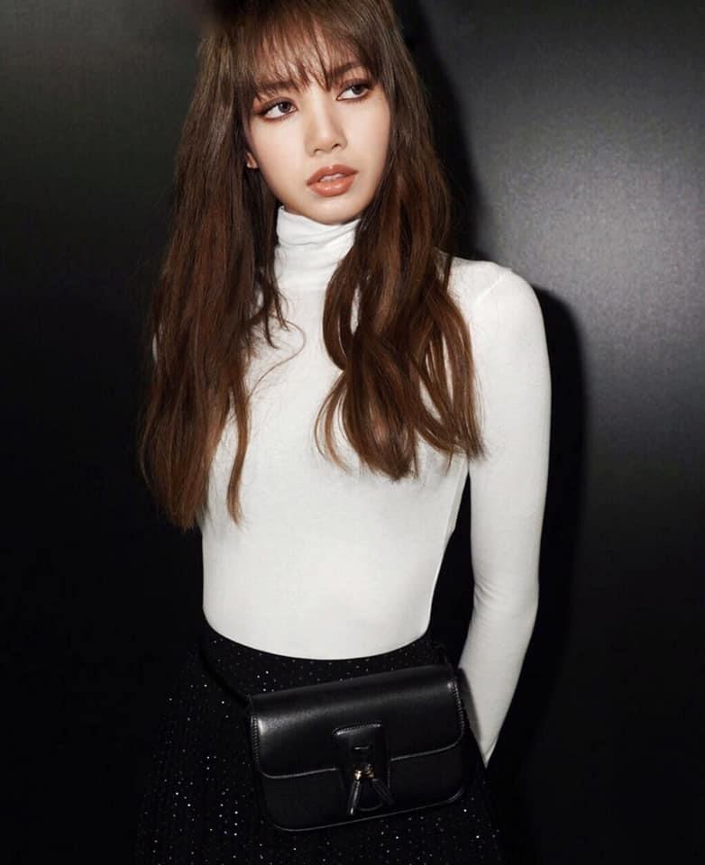 Lisa sinh năm 1997, là em út của nhóm nhạc BlackPink. Cô sinh ra và lớn lên tại Thái Lan. Bởi vậy, cô có lượng fan đông đảo từ xứ Chùa Vàng. Ảnh: BO.