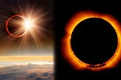 Bỏ lỡ hiện tượng nhật thực hình khuyên, bạn có thể xem lại ở đâu?