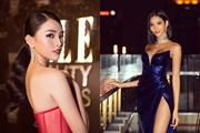 """Hoa hậu Tiểu Vy - Á hậu Hoàng Thuỳ, đọ sắc vóc """"một chín một mười"""""""
