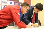 Huấn luyện viên Indonesia lấy thầy Park Hang-seo làm mục tiêu đua tranh