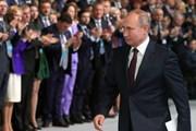 """Báo Mỹ dành """"lời có cánh"""" cho Tổng thống Putin trong 20 năm lãnh đạo Nga"""