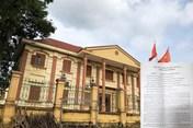 Chánh văn phòng tòa án bị bắt sau 26 năm bị truy nã: Gửi thư kêu oan