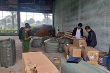 Phát hiện 137 kiện hàng xuất xứ Trung Quốc không có hóa đơn chứng từ
