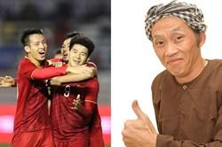 Bài thơ Hoài Linh gửi tặng U22 Việt Nam sau chiến thắng 4-0 trước Campuchia