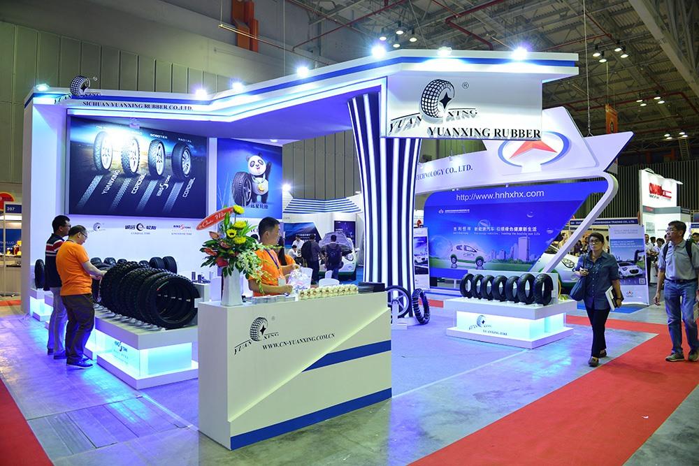 Sự kiện thu hút sự quan tâm của nhiều doanh nghiệp trong và ngoài nước.
