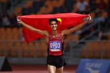 """Cập nhật huy chương ngày thi đấu 9.12: Điền kinh nội dung 800m - cả nam, nữ đều """"gặt Vàng"""""""