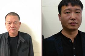 Bắt 2 nghi phạm bị Công an Trung Quốc truy nã tại Hải Phòng